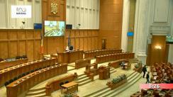 Ședința în plen a Camerei Deputaților României din 4 aprilie 2018
