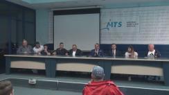Conferință de presă organizată de Federația Română de Box
