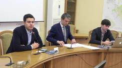 """Dezbateri publice cu tema """"Managementul circulației electronice a documentelor în administrația publică locală"""""""