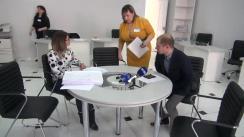 Sergiu Tofilat solicită listele de semnături pentru a fi înregistrat în calitate de candidat la funcția de Primar al mun. Chișinău
