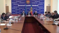Ședința Comisiei naționale pentru consultări și negocieri colective din 5 aprilie 2018