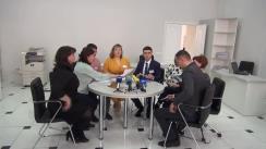 Tragerea la sorți pentru determinarea poziției în buletinul de vot pentru candidații care au depus dosarele în vederea înregistrării în calitate de concurent electoral pentru funcția de primar general al municipiului Chișinău