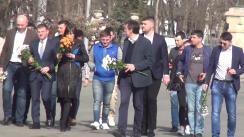 Eveniment organizat de Partidul Liberal de comemorare a victimelor din 7 aprilie 2009