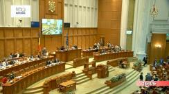 Ședința în plen a Camerei Deputaților României din 10 aprilie 2018