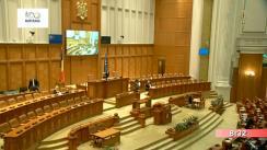 Ședința în plen a Camerei Deputaților României din 11 aprilie 2018
