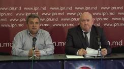 """Conferință de presă susținută de Fiodor Ghelici cu tema """"India și IOED sunt gata să participe la eliberarea moldovenilor din prizonieratul în Afganistan"""""""