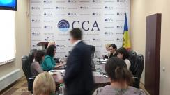 Ședința Consiliului Coordonator al Audiovizualului din 17 aprilie 2018