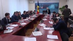 """Elaborarea Strategiei Naționale de Dezvoltare """"Moldova 2030"""": Grupul de lucru în domeniul infrastructurii și dezvoltării regionale și rurale"""