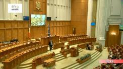 Ședința în plen a Camerei Deputaților României din 18 aprilie 2018