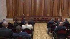 Adunarea Generală ordinară a avocaților Baroului din circumscripția Curții de Apel Chișinău