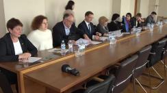 """Elaborarea Strategiei Naționale de Dezvoltare """"Moldova 2030"""": Grupul de lucru în domeniul protecției mediului"""