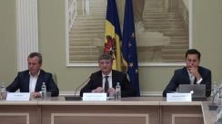 """Elaborarea Strategiei Naționale de Dezvoltare """"Moldova 2030"""": Grupul de lucru în domeniul justiției și administrației publice"""