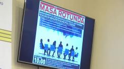 """Masa rotundă cu tema """"Managementul deșeurilor și controlul gestionării deșeurilor menajere în municipiul Chișinău"""""""
