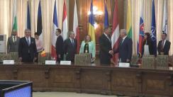 Deschiderea primului Summit Parlamentar al Formatului București (B9)