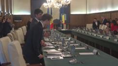 Ședința Guvernului României din 18 aprilie 2018