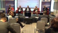 """Conferința internațională cu tema """"Spre o democrație electorală funcțională în Republica Moldova"""""""