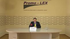 Lansarea Raportului nr. 1 elaborat în rezultatul activității Misiunii de Observare Promo-LEX a Alegerilor locale noi din 20 mai 2018