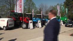 "Președintele Republicii Moldova, Igor Dodon, și Președintele Republicii Belarus, Alexandr Lukașenko efectuează o vizită la Institutul de Fitotehnie ""Porumbeni"""