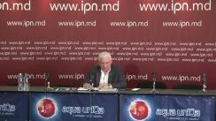 """Conferință de presă susținută de artistul umorist Vasile Tumuruc, cu tema """"Medici corupți, escroci și neprofesioniști – o temă mai mult decât serioasă"""""""