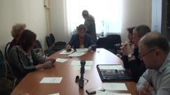 Ședința Comisiei pentru protecție socială, ocrotire a sănătății, educație, cultură, mass-media și relații interetnice din cadrul Consiliul Municipal Chișinău