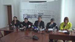 Declarații referitoare la situația fără precedent în care se găsește Universitatea București, precum și la acțiunile care vor fi întreprinse în cazul nerezolvării rapide a solicitărilor adresate