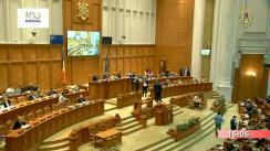 Ședința în plen a Camerei Deputaților României din 23 aprilie 2018