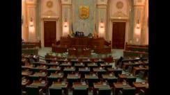 Ședința în plen a Senatului României din 25 aprilie 2018