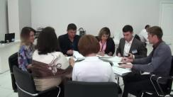 Ședința extraordinară a Consiliului Electoral al Circumscripției Electorale mun. Chișinău nr.1