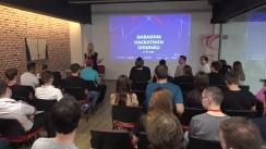 Garage48 Hackathon Chișinău