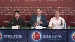 """Conferință de presă organizată de Asociația """"WatchDog.MD"""" și avocatul Ștefan Gligor cu tema """"Autodenunțul - instrument de protecție a corupților. (De ce Ilan Șor este încă liber?)"""""""