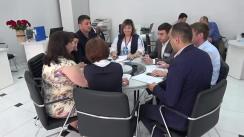Ședința ordinară a Consiliului Electoral al Circumscripției Electorale mun. Chișinău nr.1