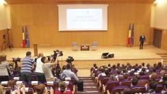 """Dezbaterea națională """"Viziunea tinerilor pentru viitorul României"""""""