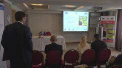 """Conferința națională pentru lansarea campaniei de prevenire a traficului de persoane în scopul exploatării prin muncă """"Cunoaște-ți drepturile! Respectă-ți obligațiile!"""""""
