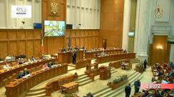 Ședința în plen a Camerei Deputaților României din 2 mai 2018