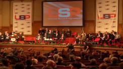 Lansarea Uniunii Social Progresiste (USP) la care participă președinții UNPR Gabriel Oprea, Marian Sârbu și Cristian Diaconescu