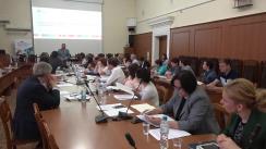 """Elaborarea Strategiei Naționale de Dezvoltare """"Moldova 2030"""": Grupul de lucru în domeniul sănătății"""