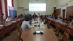 """Elaborarea Strategiei Naționale de Dezvoltare """"Moldova 2030"""": Grupul de lucru în domeniul pieței forței de muncă"""