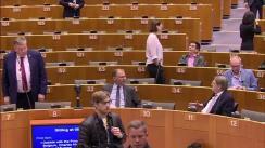Ședința Parlamentului European din 3 mai 2018