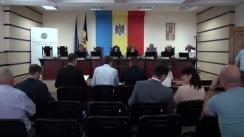 Ședința Comisiei Electorale Centrale din 4 mai 2018