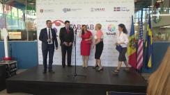 Lansarea FabLab Chișinău