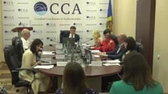 Ședința Consiliului Coordonator al Audiovizualului din 4 mai 2018