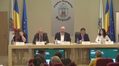 Ședința Consiliului General al Municipiului București din 4 mai 2018