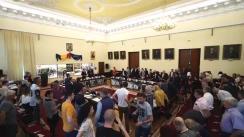 Ședința Consiliului Local Iași din 4 mai 2018