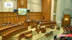 Ședința în plen a Camerei Deputaților României din 7 mai 2018