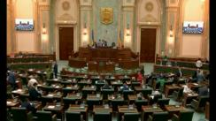 Ședința în plen a Senatului României din 7 mai 2018