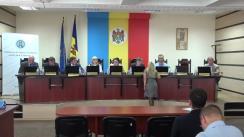 Ședința Comisiei Electorale Centrale din 8 mai 2018