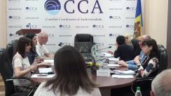 Ședința Consiliului Coordonator al Audiovizualului din 7 mai 2018