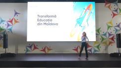 Lansarea celui mai ambițios proiect de educație din istoria Republicii Moldova - TwentyTu
