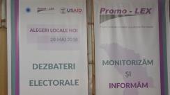 Dezbateri electorale la Radio Moldova. Participanți (Chișinău): Roșco Alexandr, Braila Maxim, Costiuc Vasile, Munteanu Valeriu