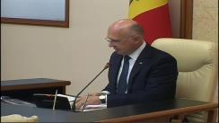 Ședința Guvernului Republicii Moldova din 10 mai 2018